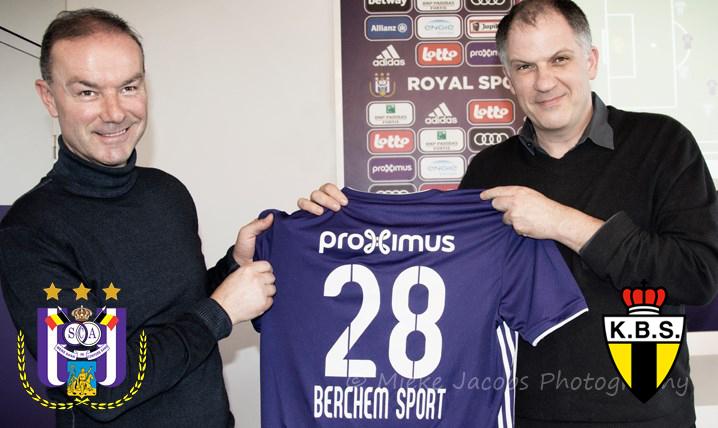 Samenwerking Anderlecht
