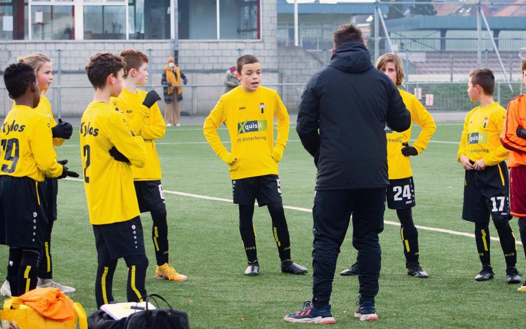 Gezocht jeugdopleiders/trainers en keepertrainer