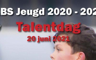Talentdag zondag 20/06